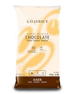 Belgická čokoláda horká 10kg