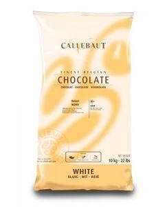 Belgická čokoláda biela 10kg