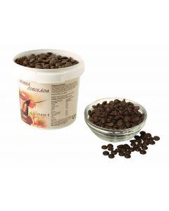 Čokoláda do Fontán Callebaut Horká 800g