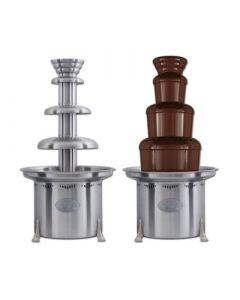 Prenájom čokoládovej fontány MONTEZUMA 86 cm - Self Service