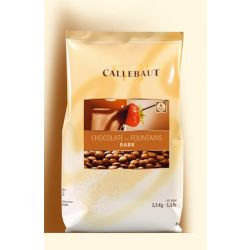 Čokoláda do Fontán Callebaut Mliečna 2,5kg